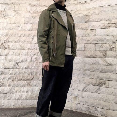 30代メンズに似合うワークブーツコーデ6選